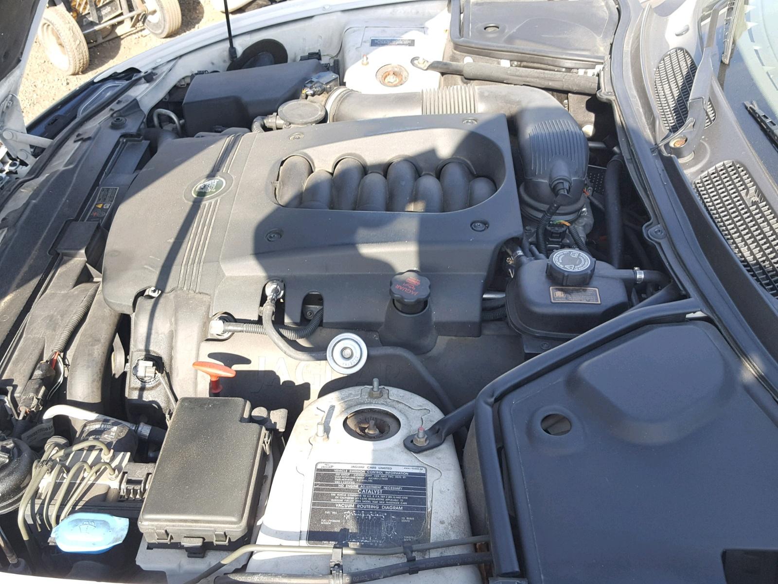 2004 Jaguar Xk8 For Sale At Copart San Diego Ca Lot 42817518 Engine Diagram