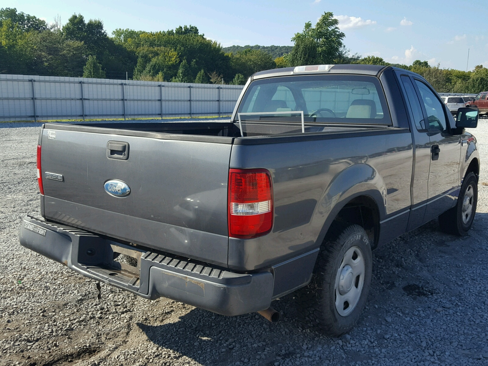 2006 Ford F150 For Sale At Copart Prairie Grove Ar Lot 46618428 F 150 Super Duty