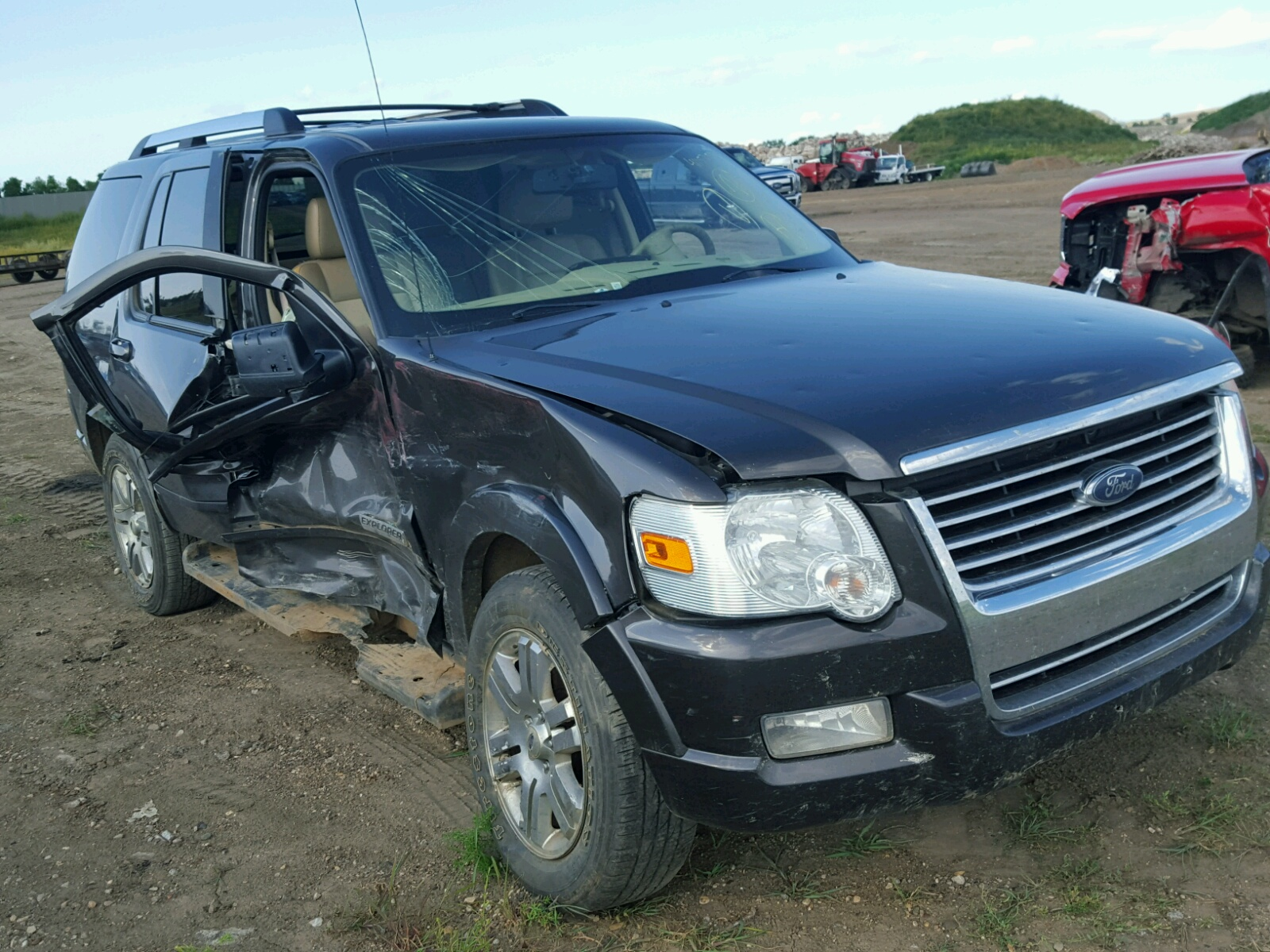 2006 Ford Explorer L for sale at Copart Billings MT Lot