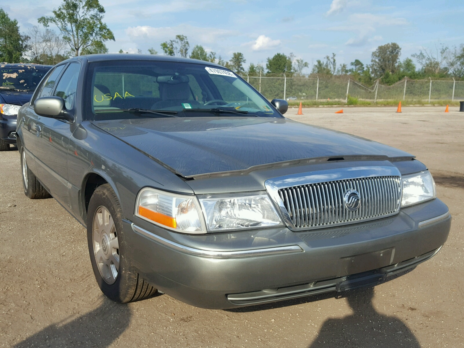 2003 Mercury Grand Marq