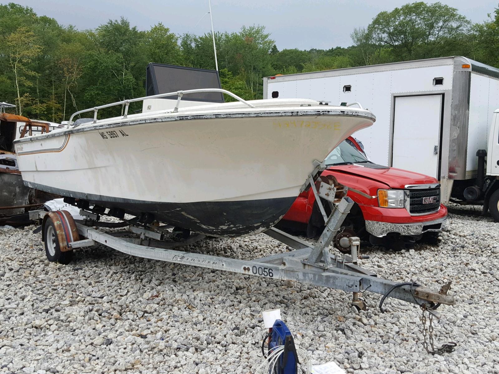 Salvage 1982 Pro-Line PRO-21 CEN for sale