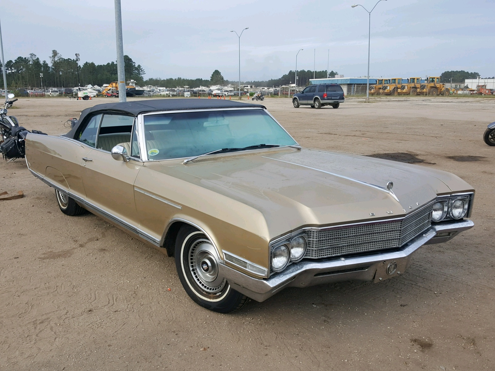 Salvage 1966 Buick ELECTRA for sale