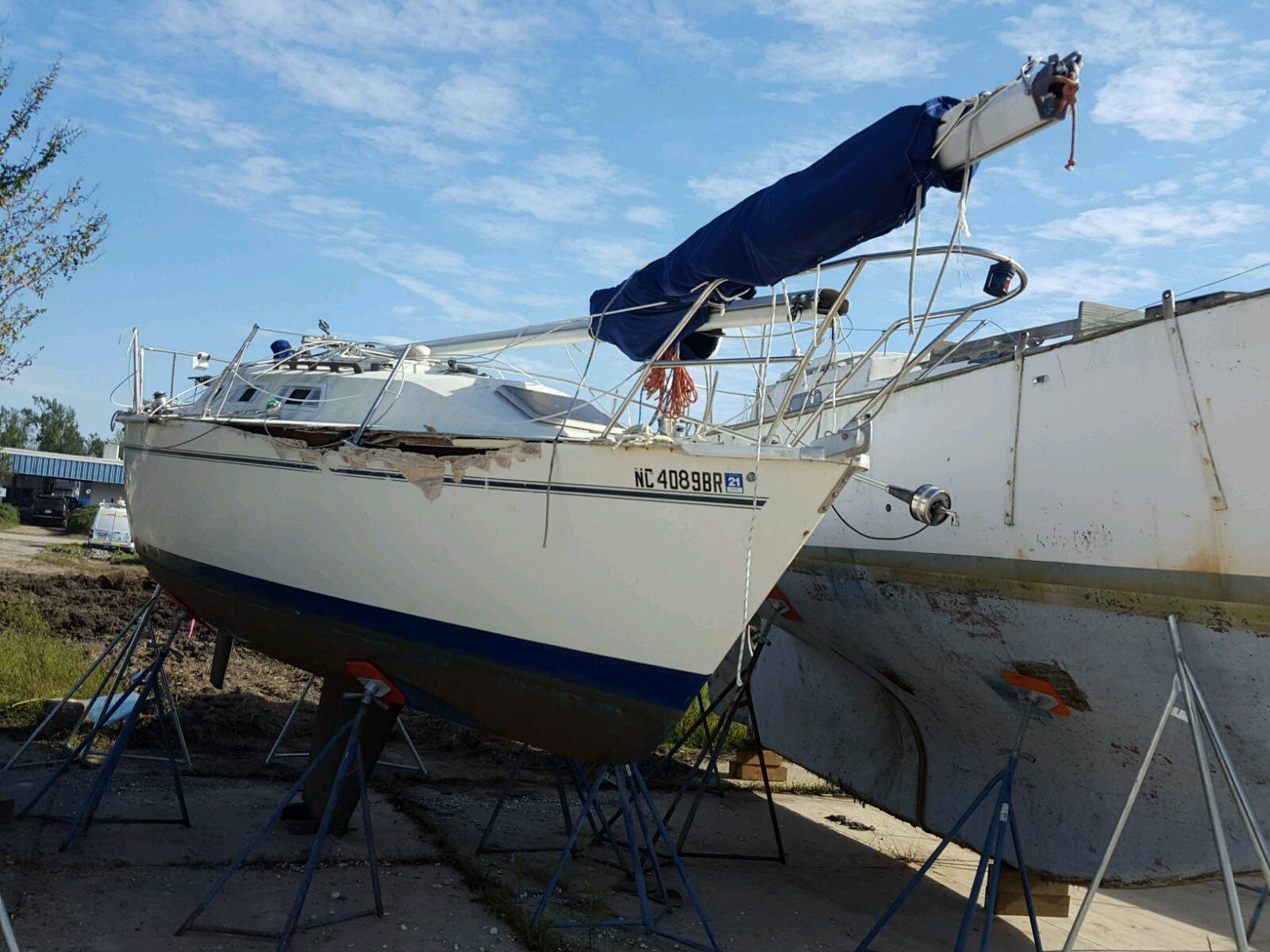 Salvage 1988 Pear BOAT for sale