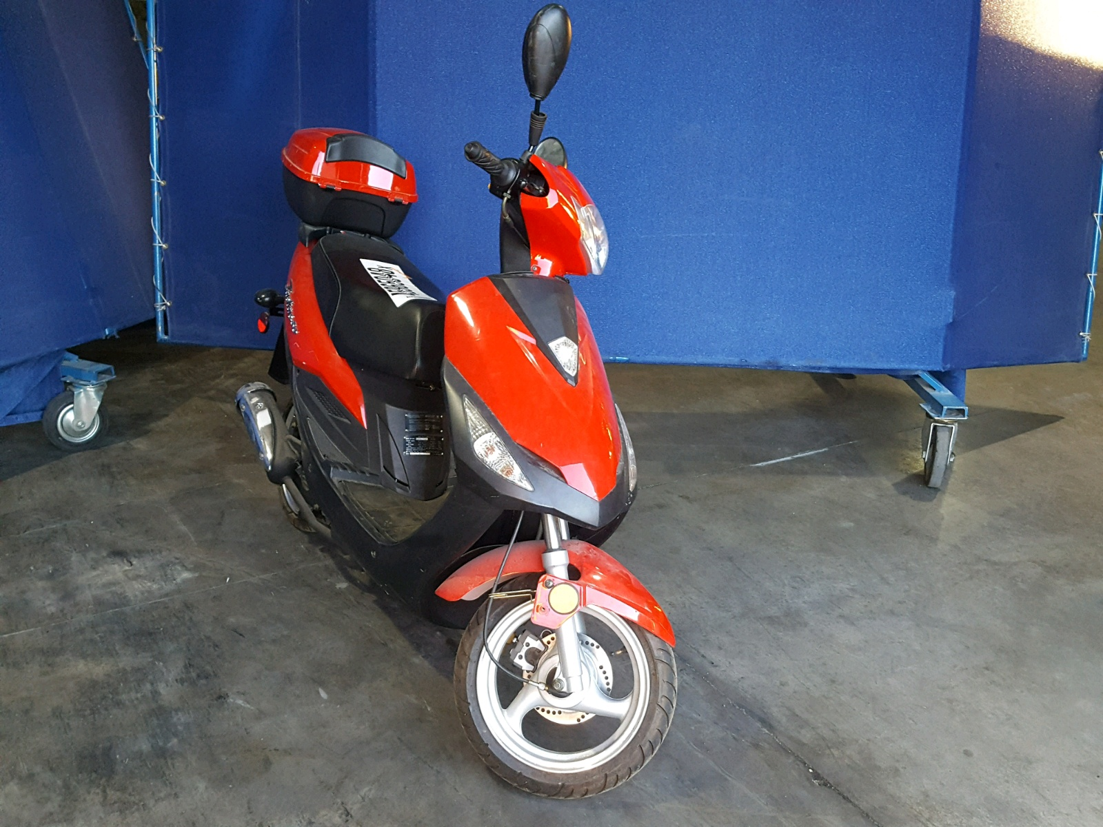 Salvage 1980 Taotao SCOOTER for sale