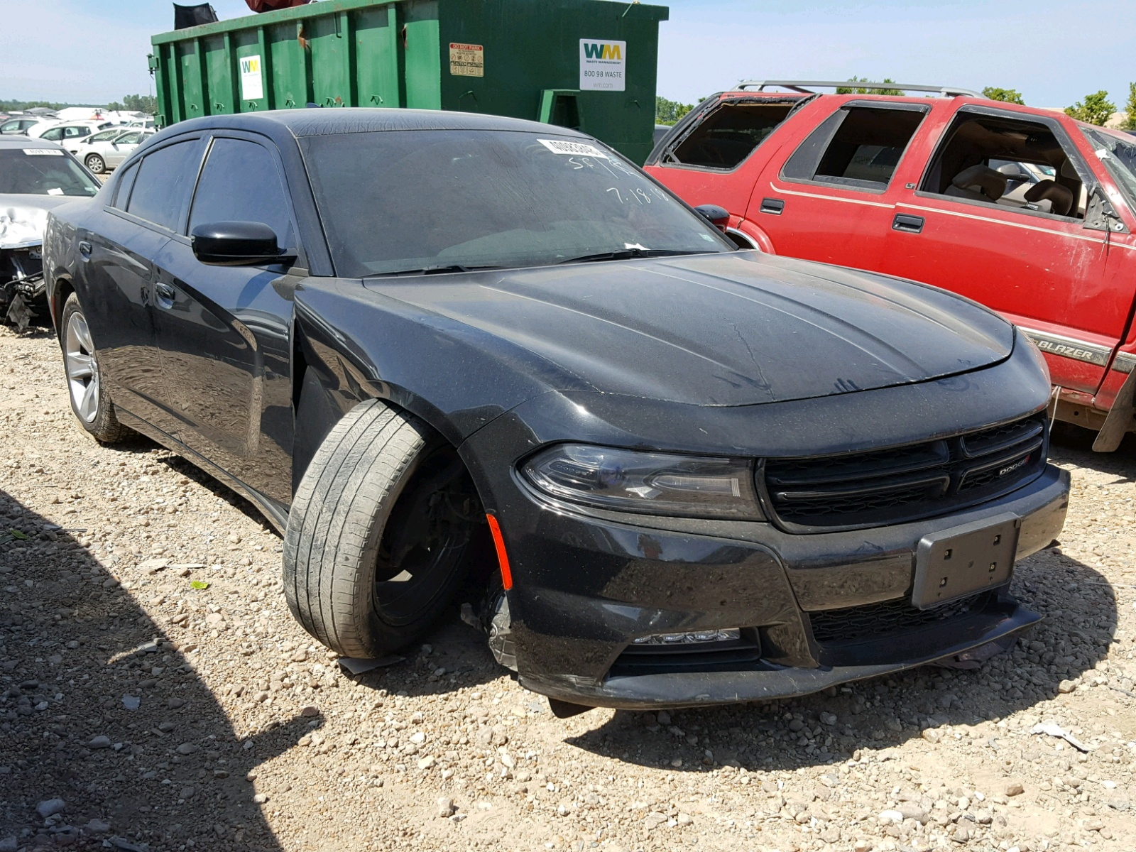 click here to view 2016 DODGE CHARGER SX at IBIDSAFELY