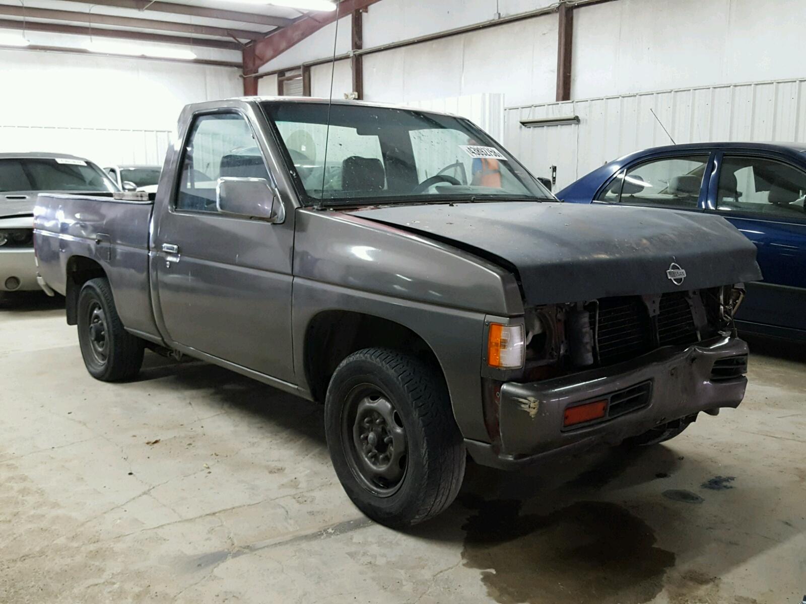 Keys On Van Nuys >> 1990 Nissan D21 for sale at Copart Houston, TX Lot# 43418307