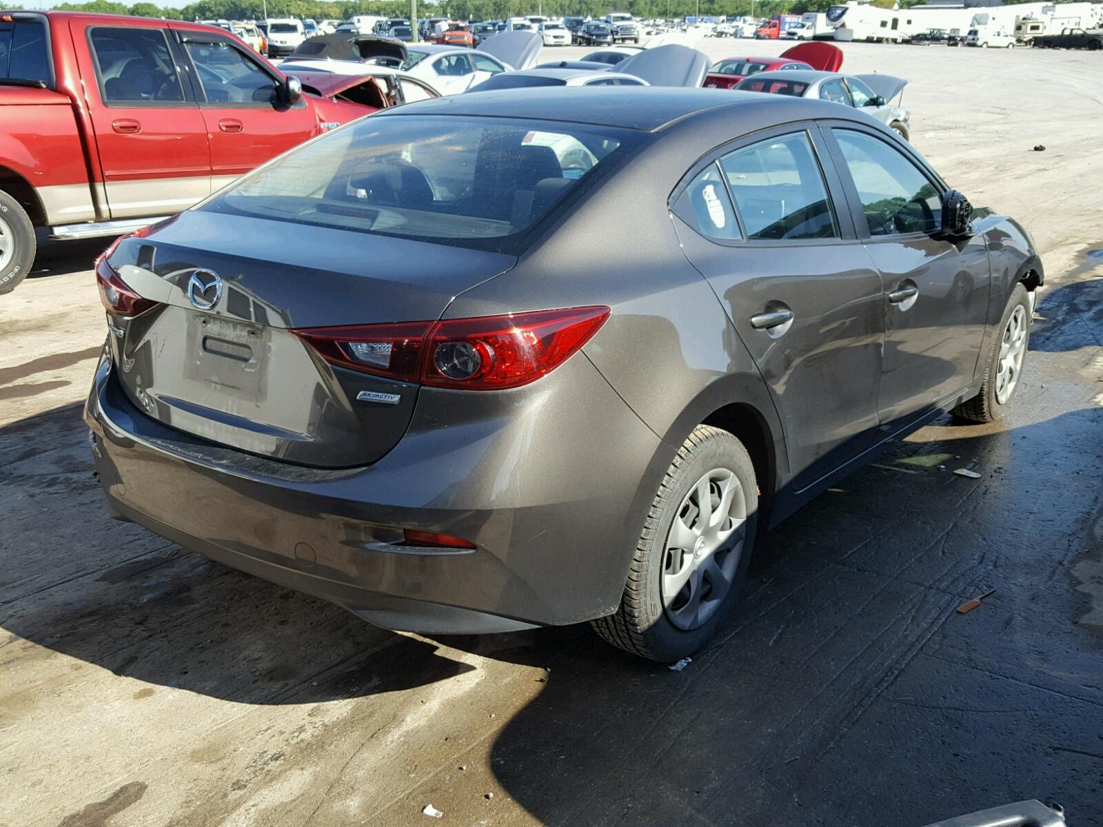 2014 Mazda 3 Sport Lot # 41640008