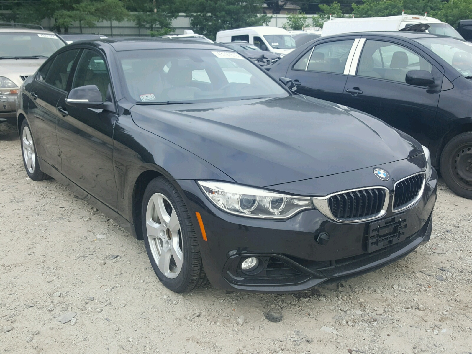 Salvage 2015 BMW 428 I for sale