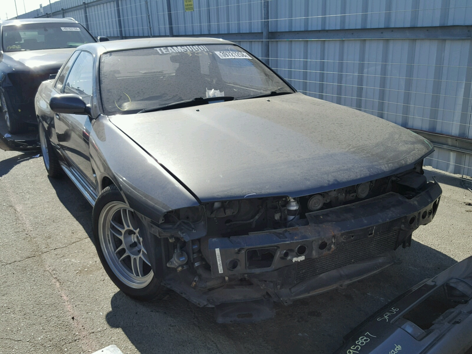 Salvage 1990 Nissan 240SX for sale