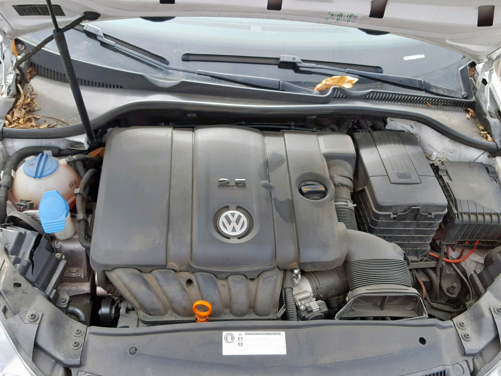 2011 Volkswagen Jetta S 2 5L 5 in CA - San Jose