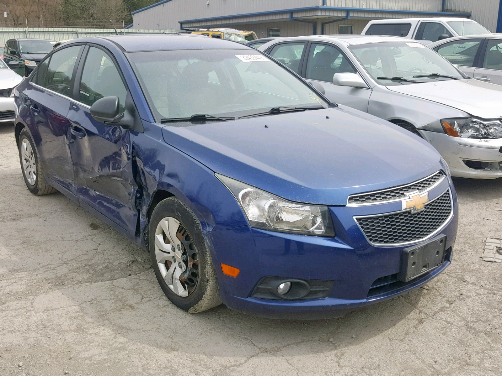2012 Chevrolet Cruze Ls 1 8L 4 in PA - Pittsburgh North