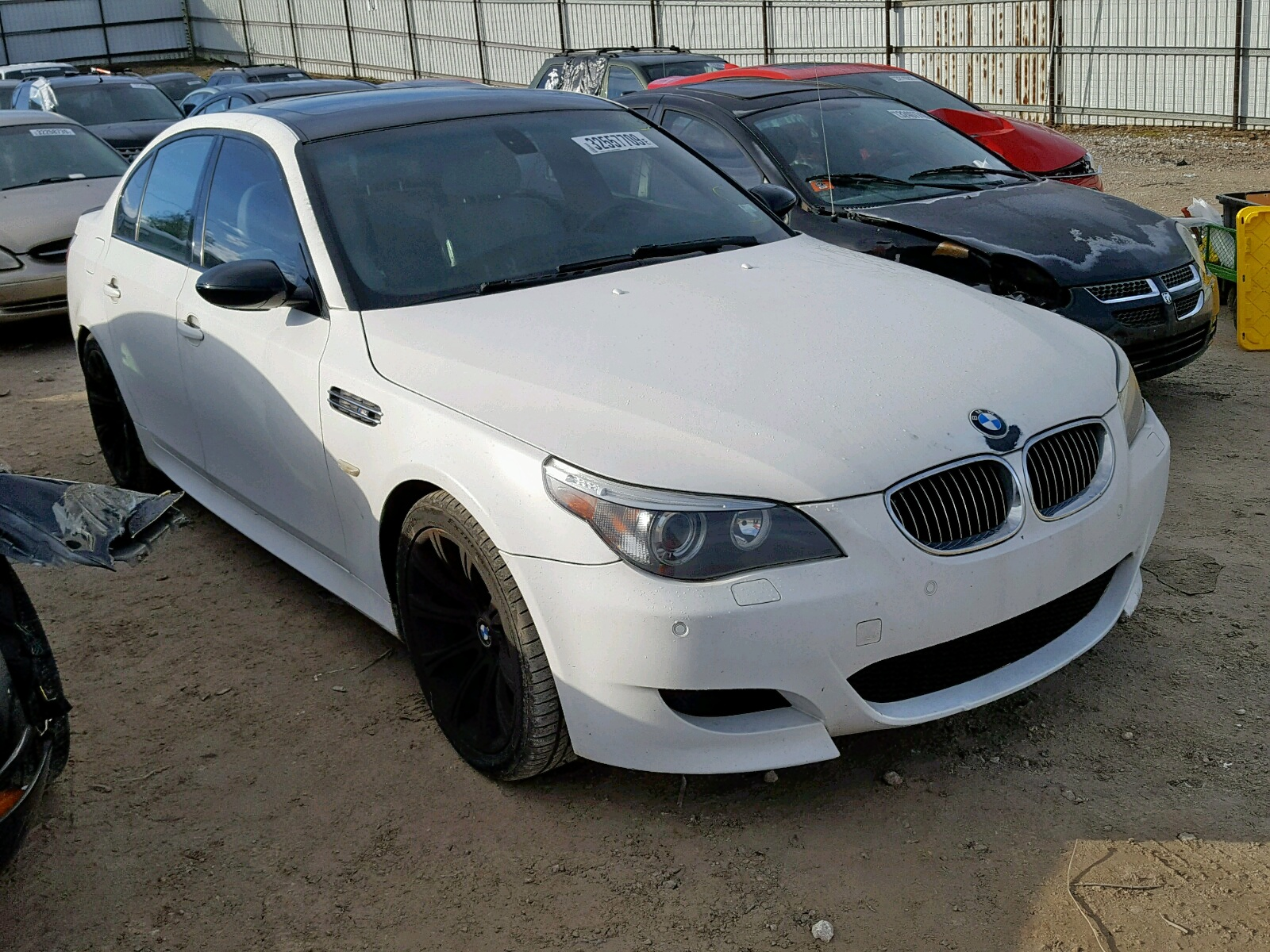 Salvage 2006 BMW M5 for sale