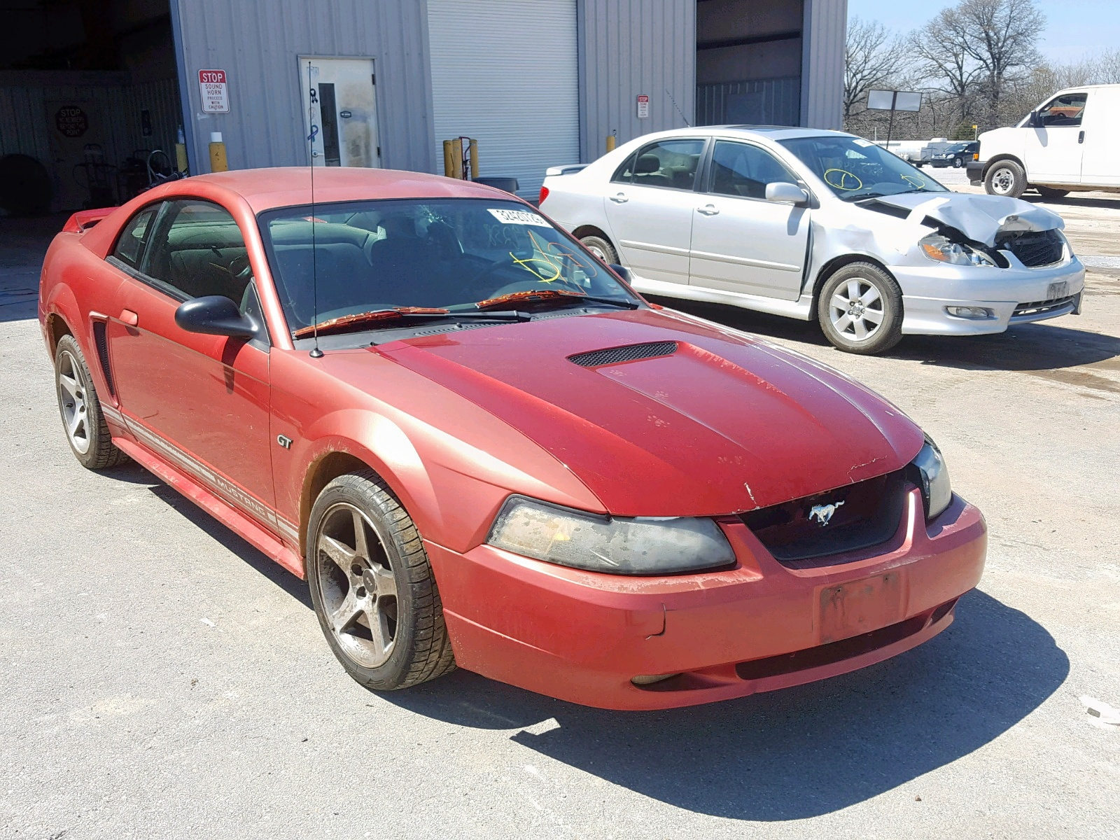 2000 ford mustang gt 4 6l 8 in mo springfield