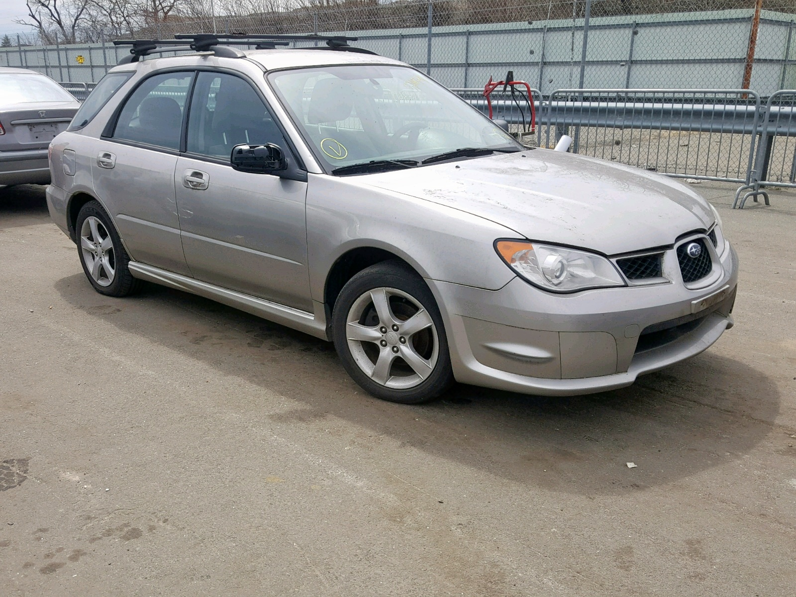 Salvage 2007 Subaru IMPREZA 2 for sale