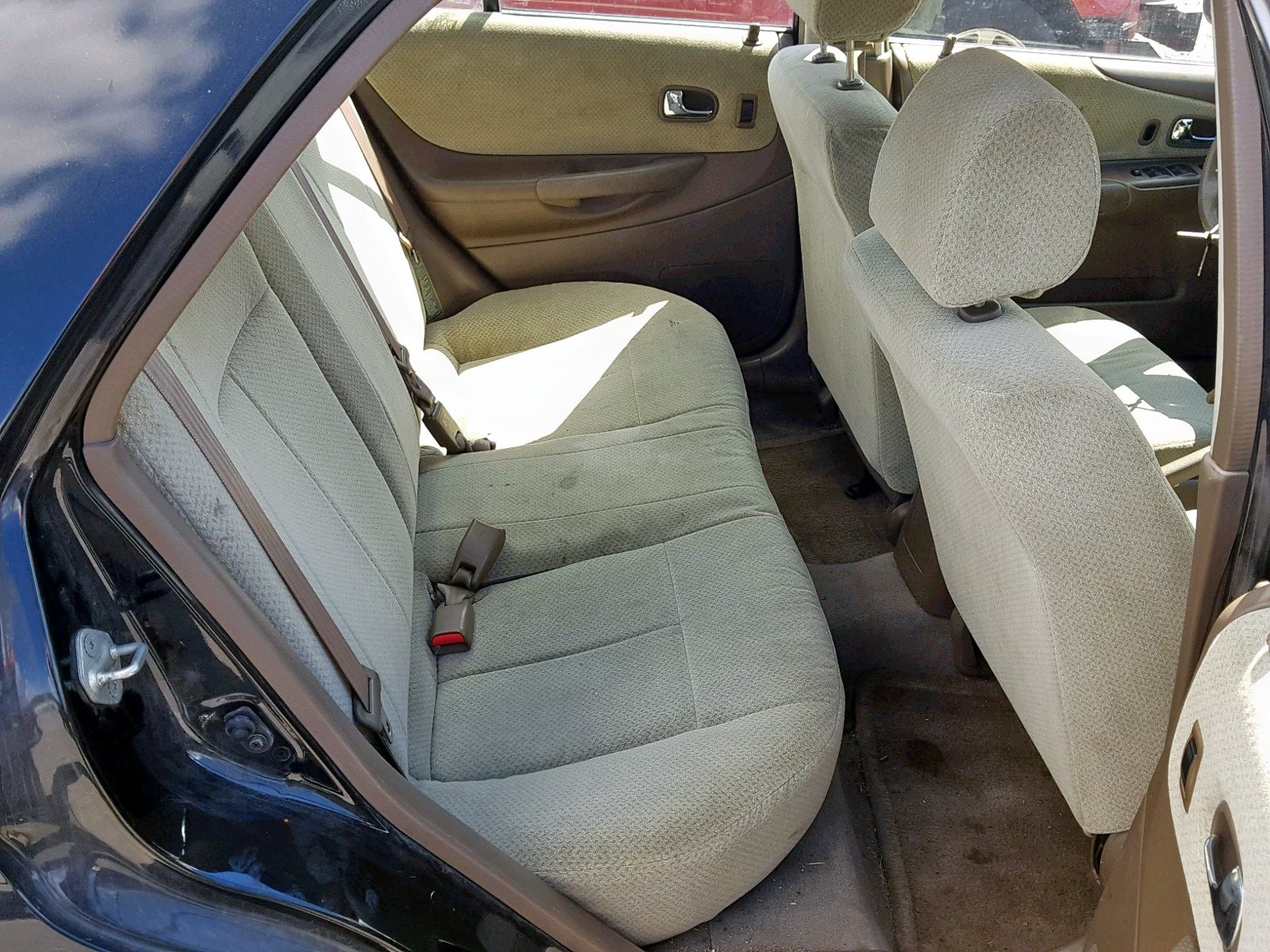 Awesome 2000 Mazda Protege Dx 1 6L 4 In Pa Harrisburg Andrewgaddart Wooden Chair Designs For Living Room Andrewgaddartcom
