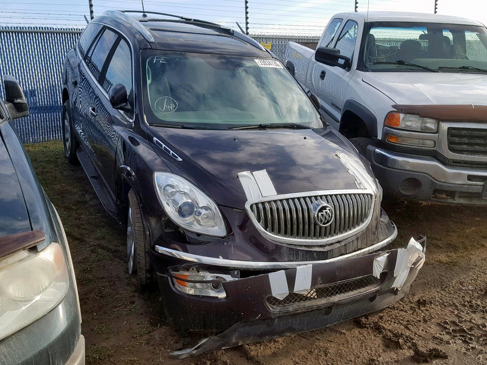 Salvage 2009 Buick ENCLAVE CX for sale