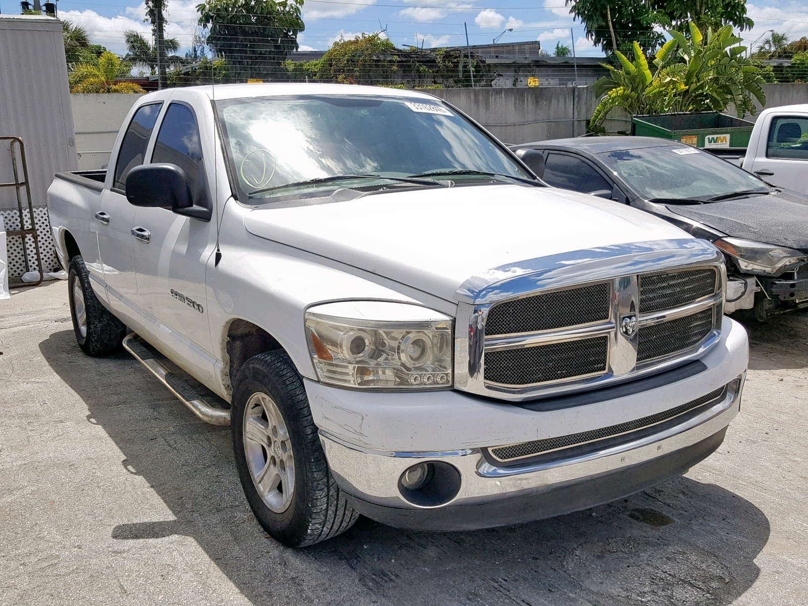 Salvage 2006 Dodge RAM 1500 S for sale