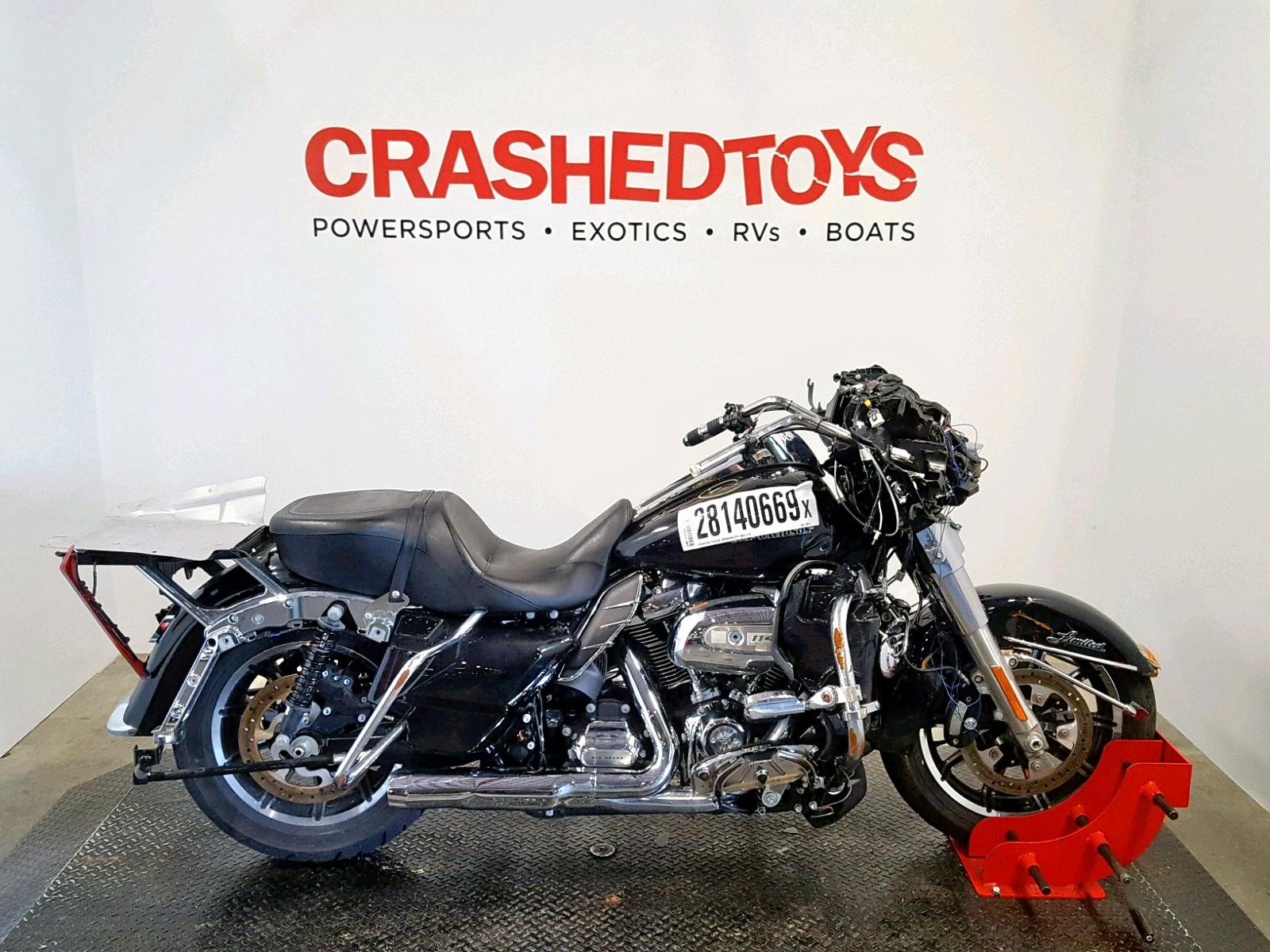 Salvage 2019 Harley-Davidson FLHTKL for sale