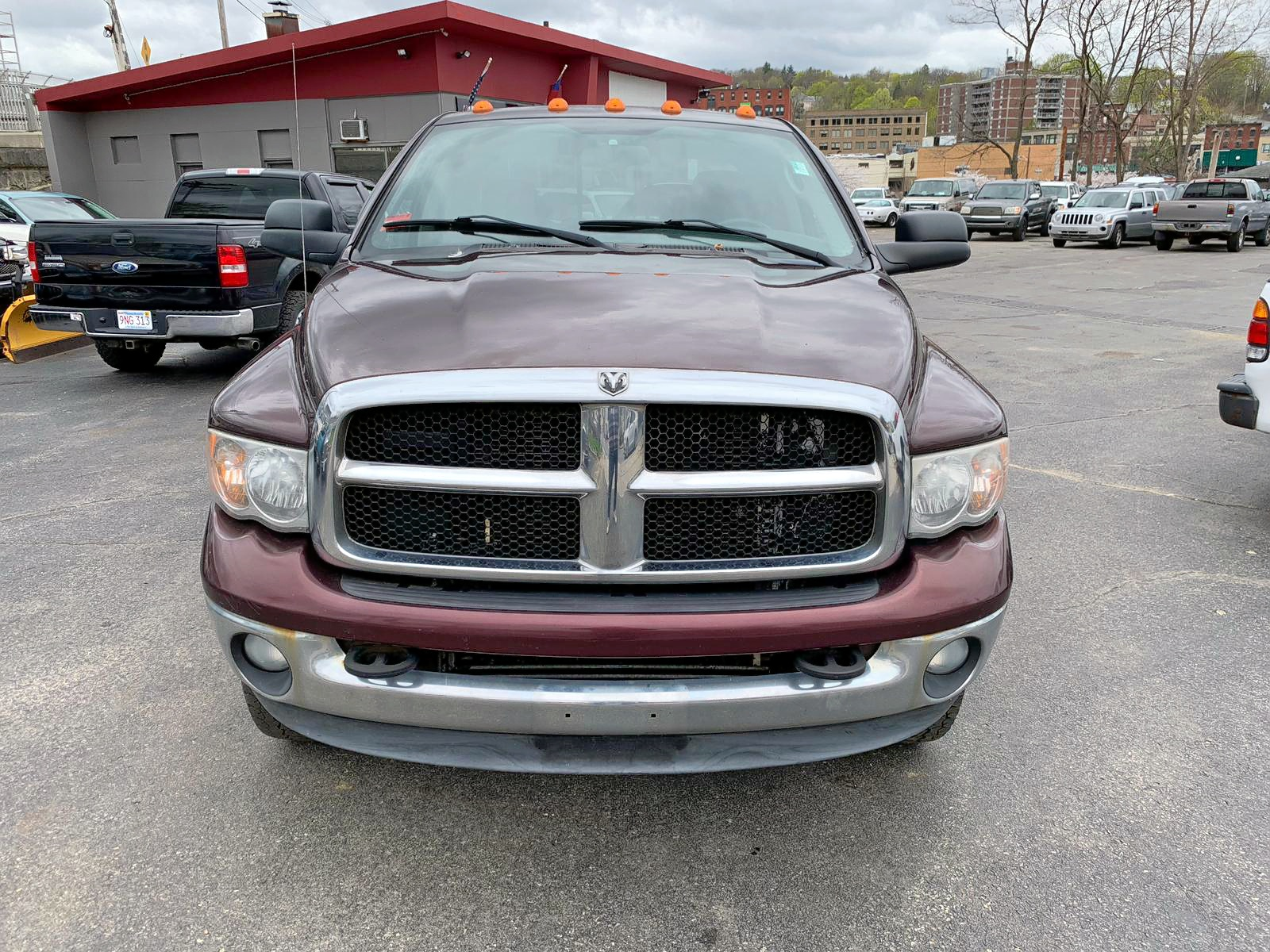 7ku28c24g194030 2004 Dodge Ram 2500 S 5 9l Detail View