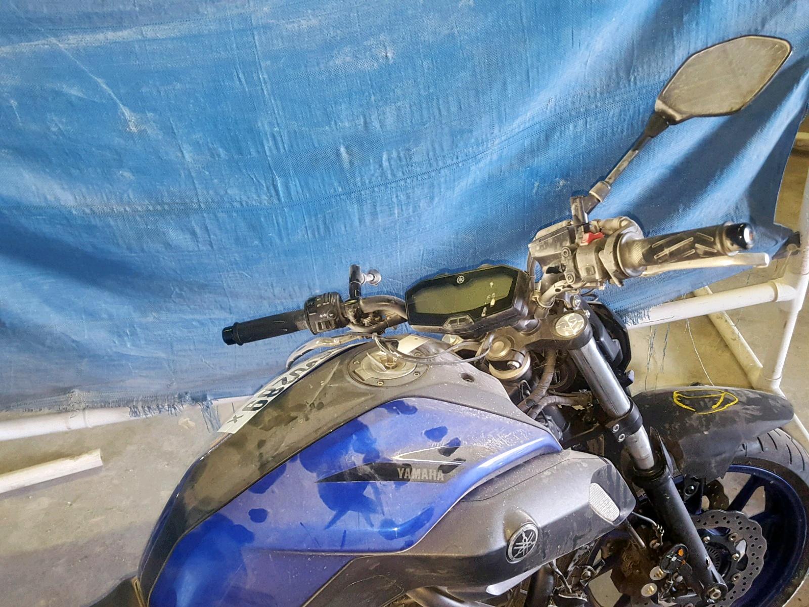 2018 Yamaha Mt07 2 in FL - Miami South (JYARM27E7JA000884) for Sale