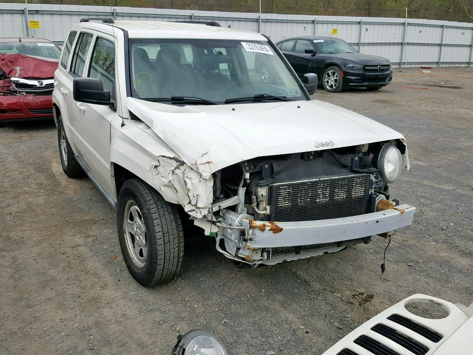 Salvage 2010 Jeep PATRIOT SP for sale