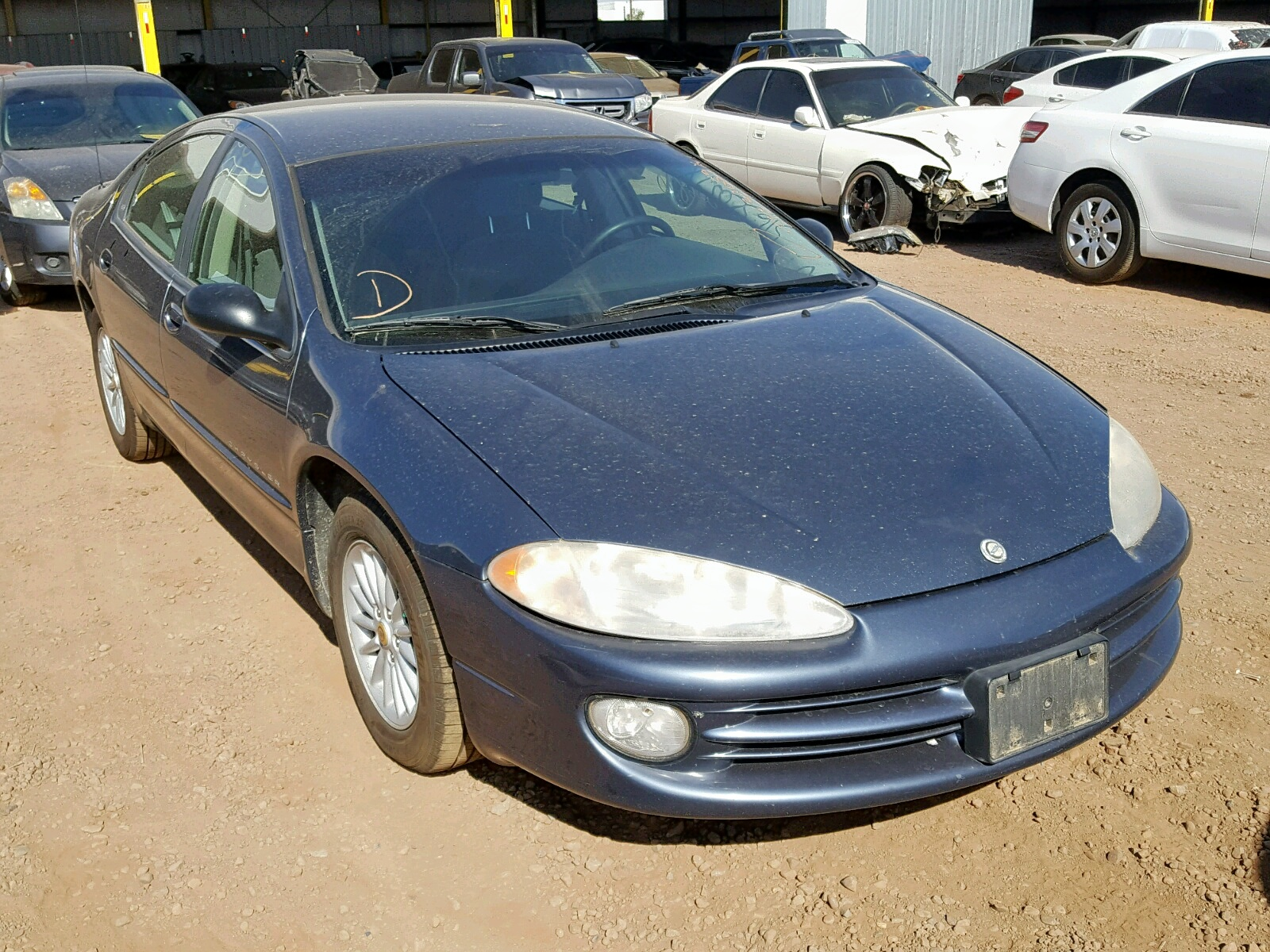 Salvage 2000 Chrysler INTREPID E for sale