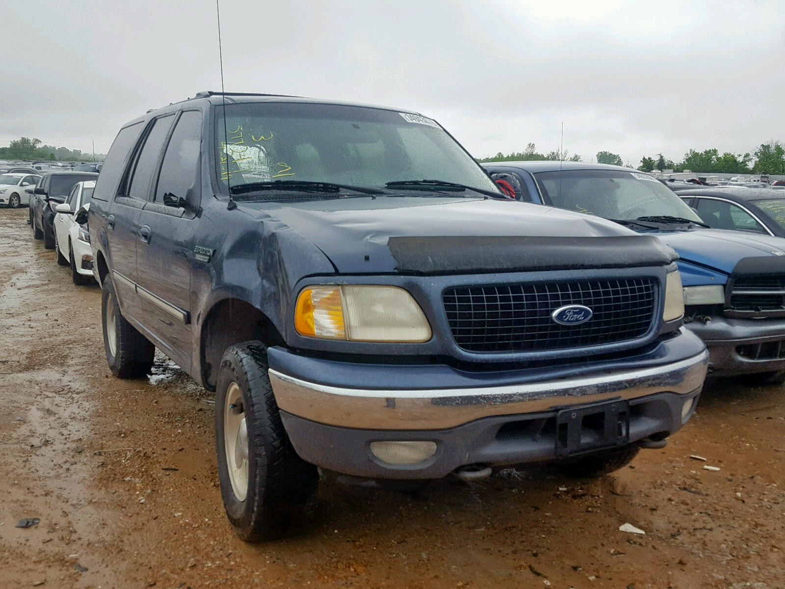 Salvage 1999 Ford EXPEDITION for sale