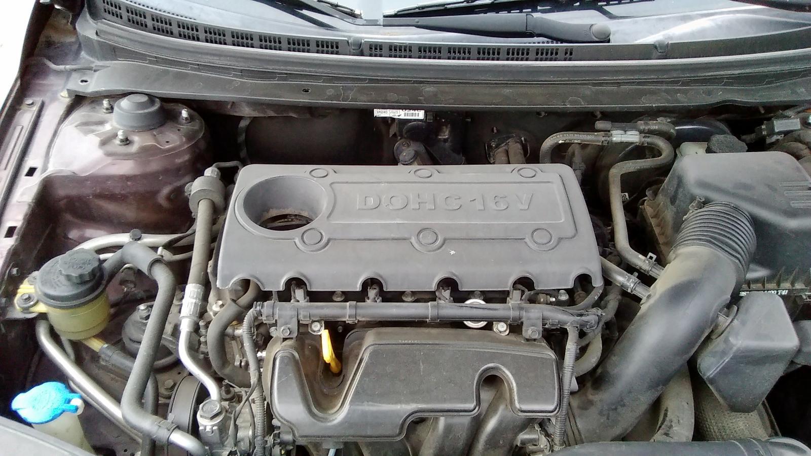 KNAFU4A20B5358577 - 2011 Kia Forte Ex 2.0L front view