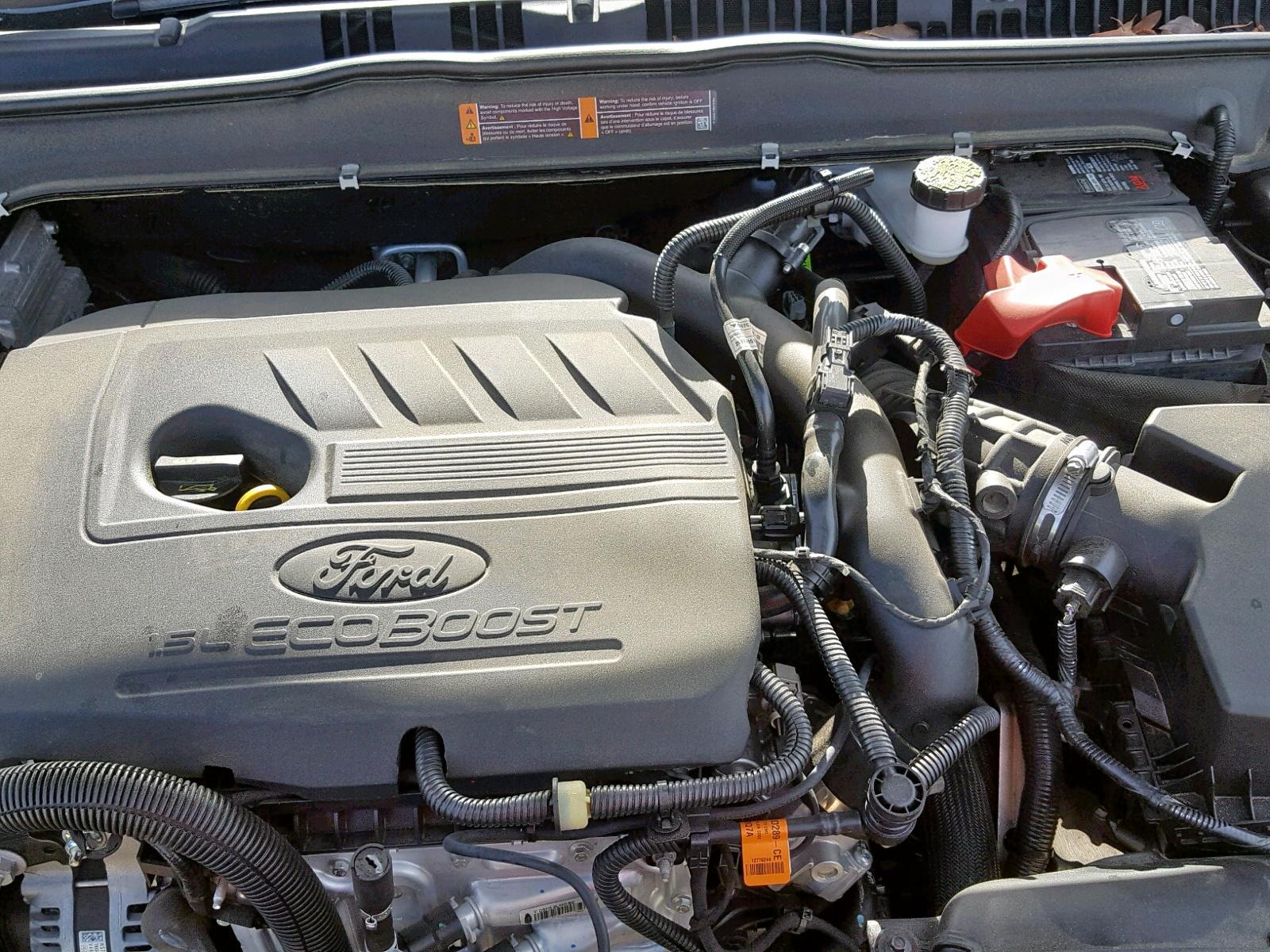 2018 Ford Fusion Se 1 5L 4 in SC - Columbia