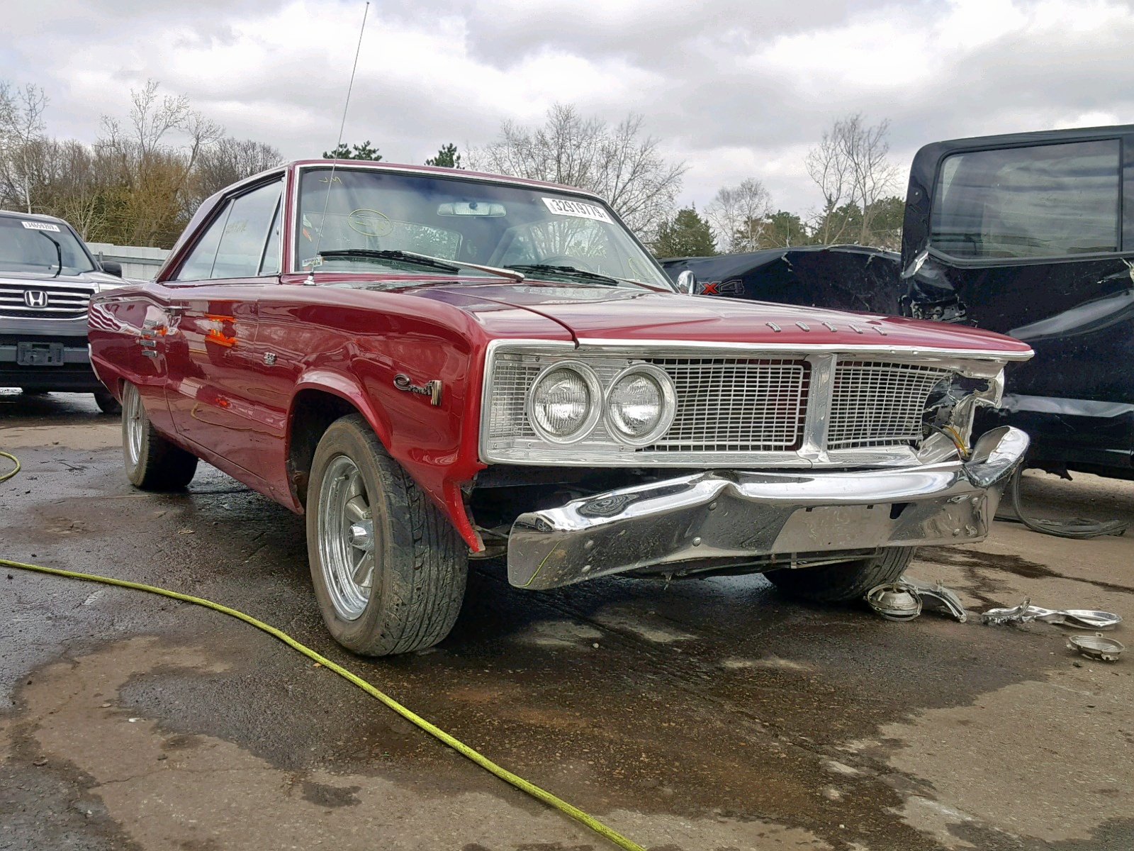 Salvage 1966 Dodge CORONET for sale