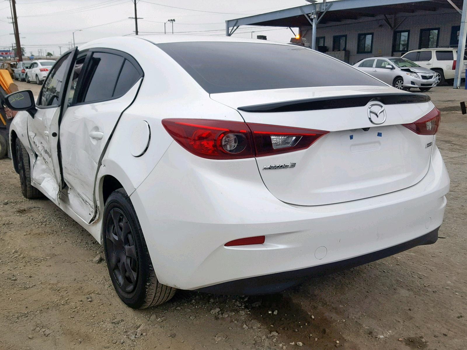 3MZBN1U79HM154459 - 2017 Mazda 3 Sport 2.0L [Angle] View
