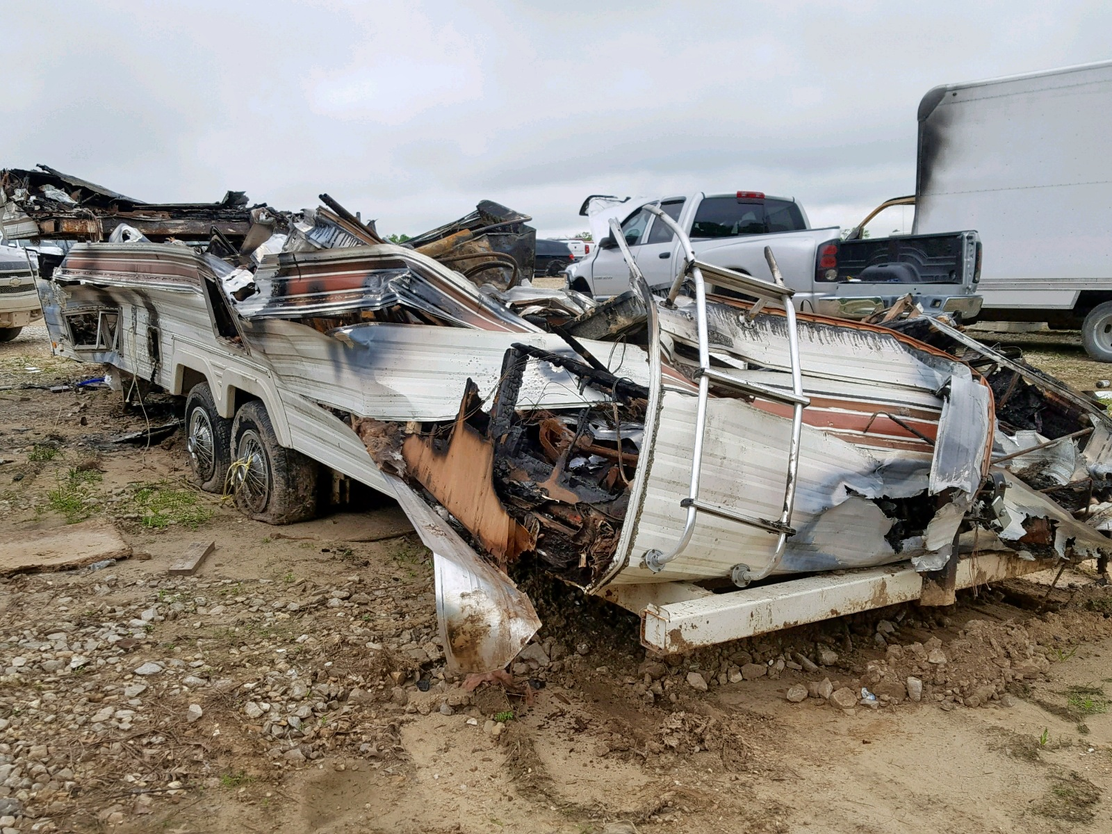 Salvage 1994 Camp CAMPER for sale
