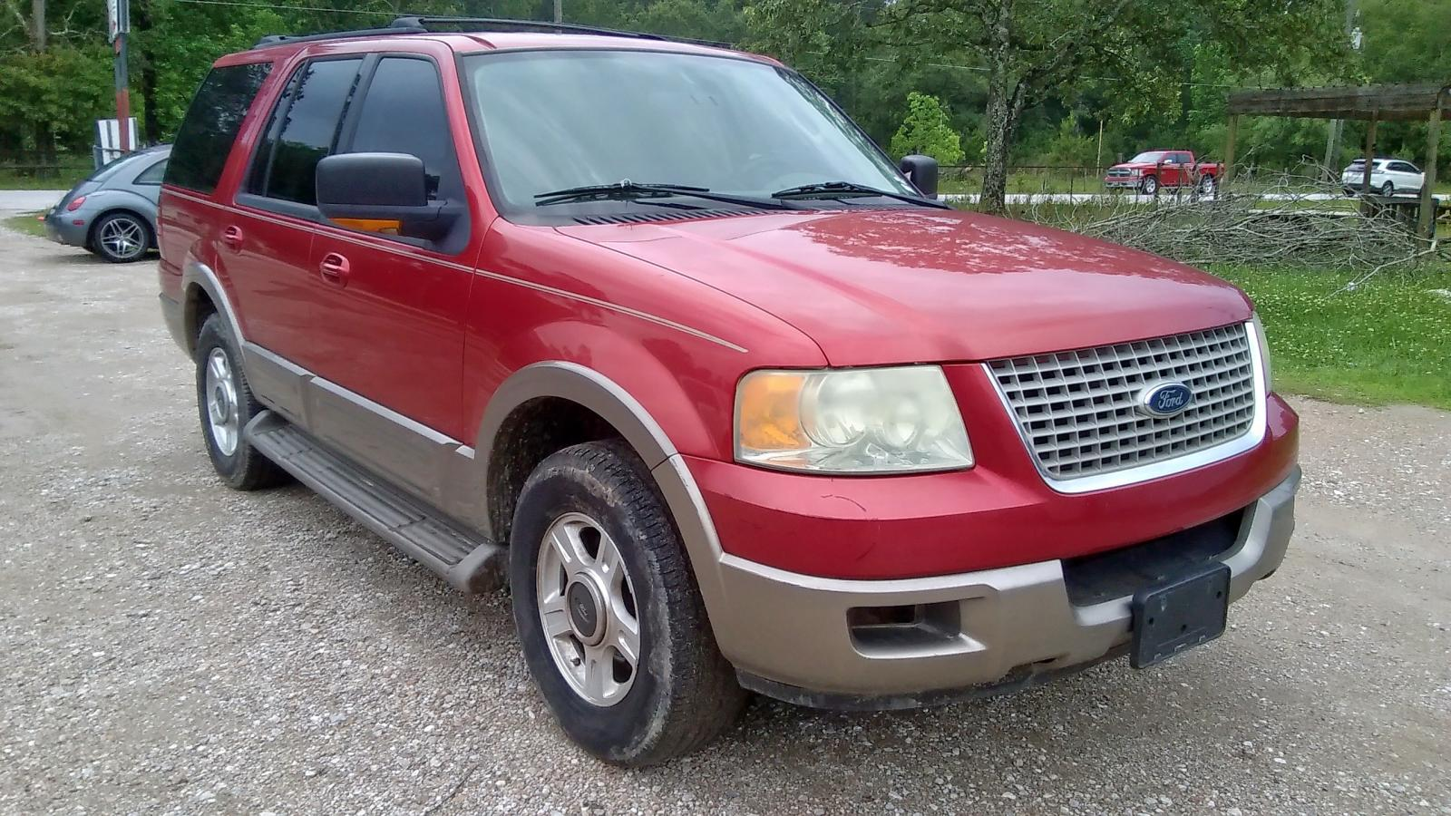 1FMFU17L23LC48298 - 2003 Ford Expedition 5.4L Left View