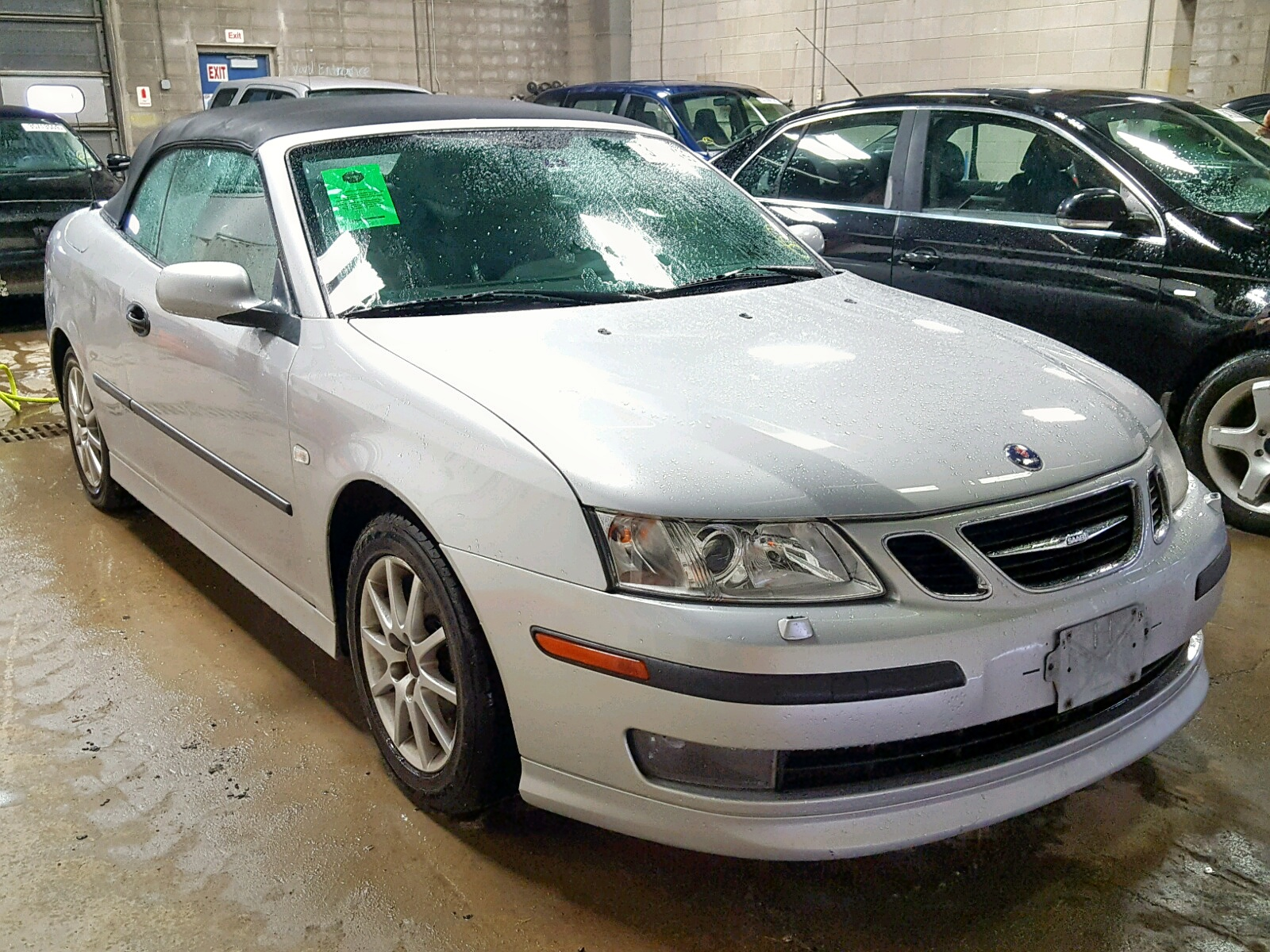 Salvage 2004 Saab 9-3 ARC for sale