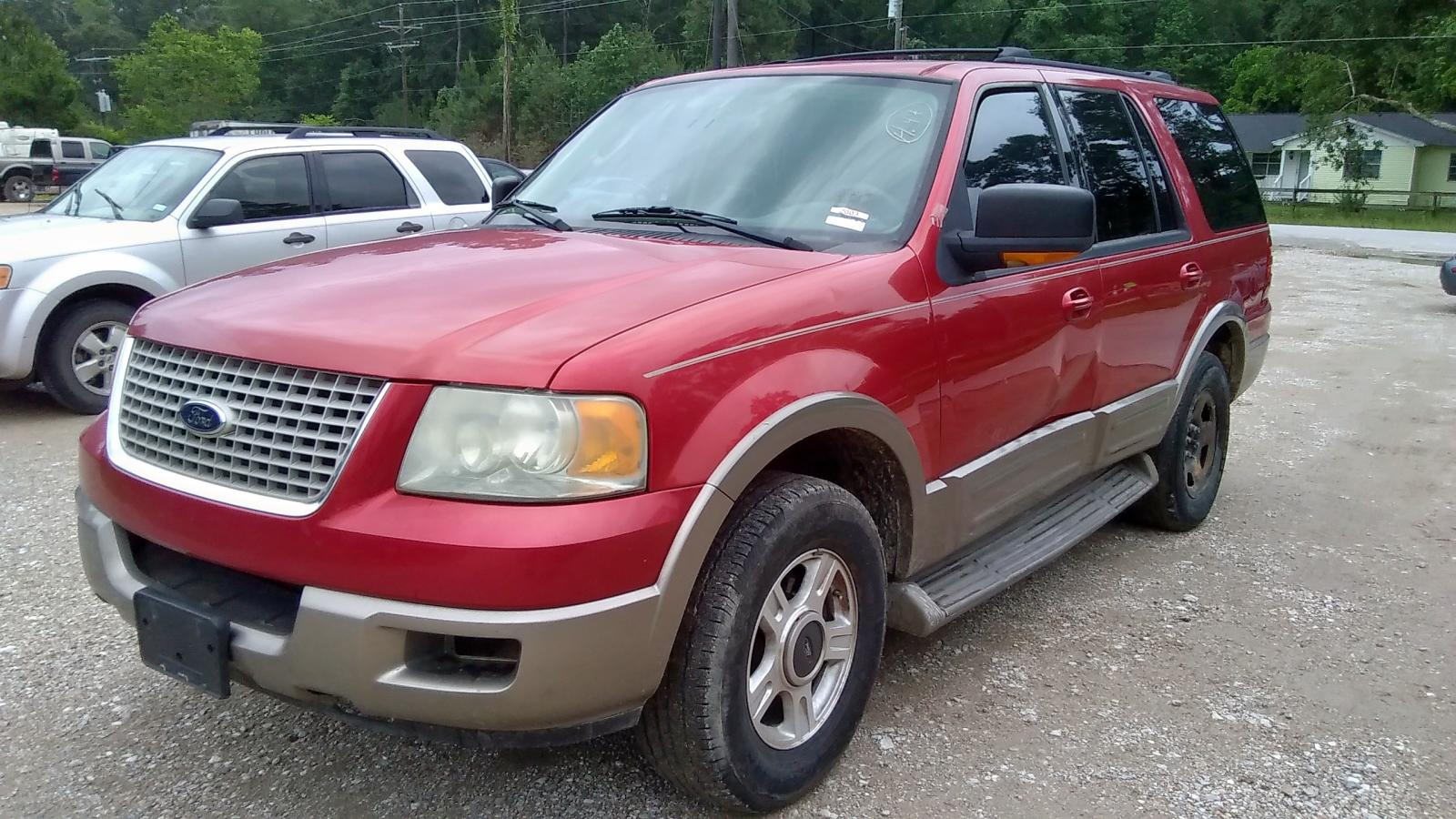1FMFU17L23LC48298 - 2003 Ford Expedition 5.4L Right View