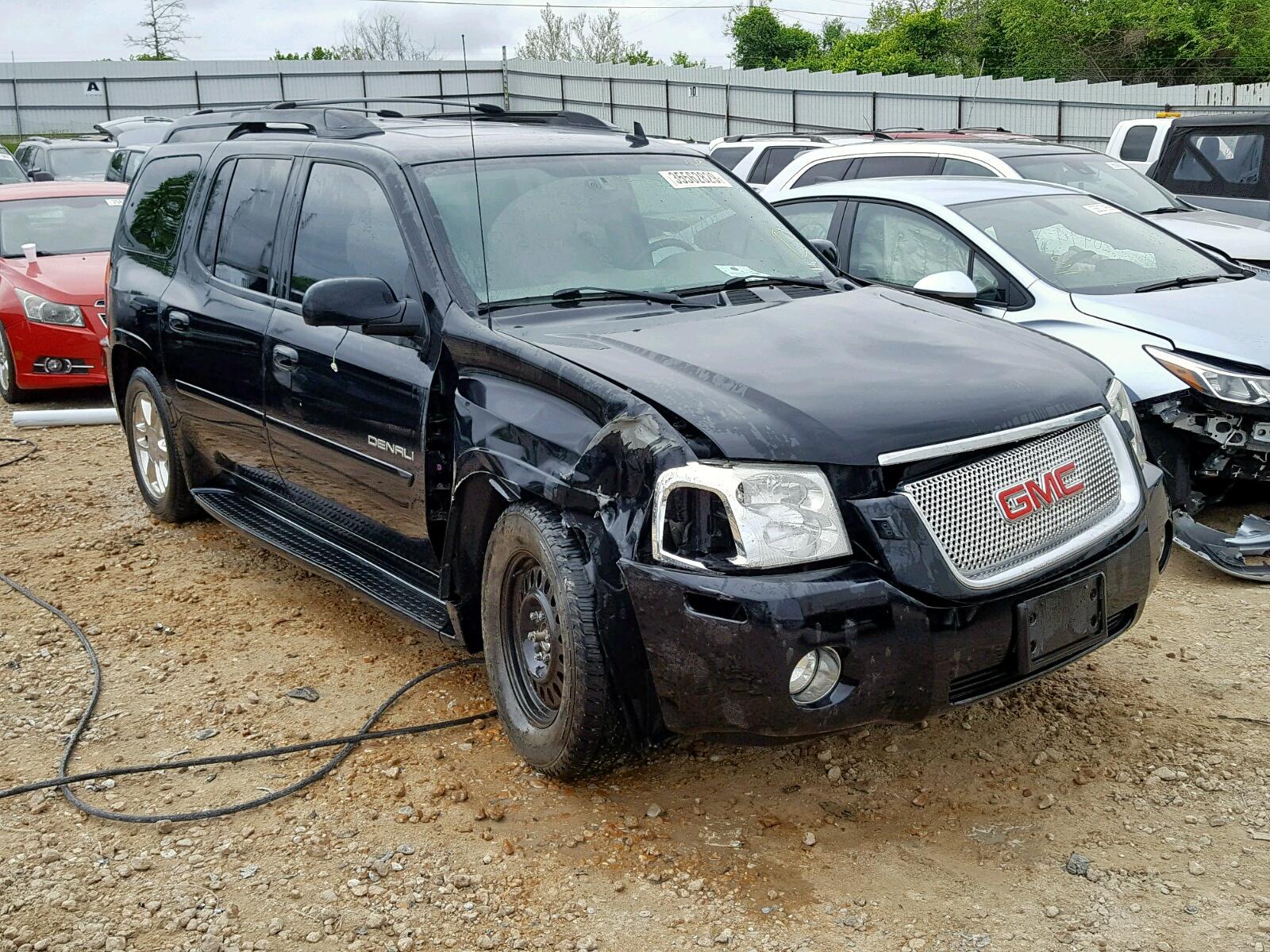 Salvage 2006 GMC ENVOY DENA for sale