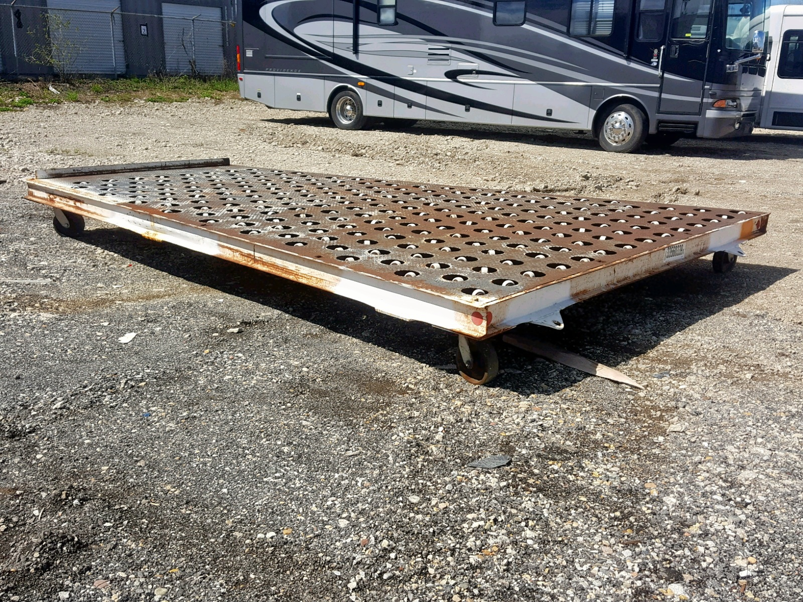 Salvage 1994 Equipment GROUND POW for sale