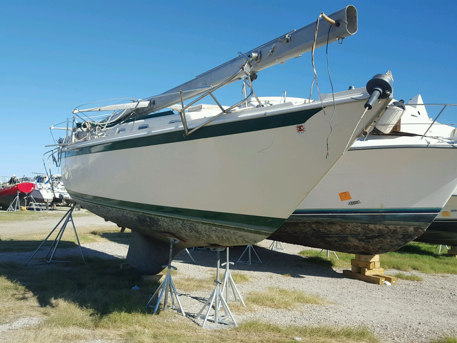 Salvage 1977 Boat BOAT for sale