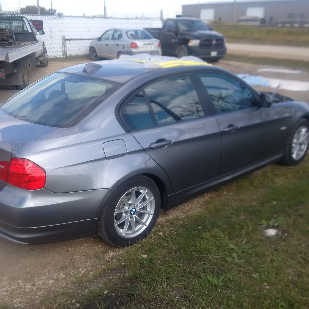 2011 BLUE BMW 323 I On Sale In AB