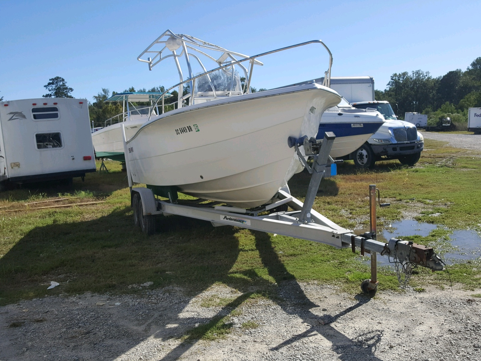 Salvage 2004 Other BOAT for sale