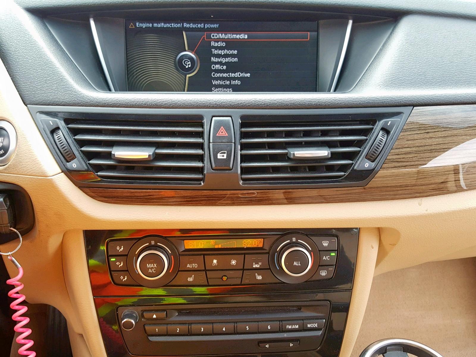 2014 Bmw X1 Xdrive2 2 0L 4 in CA - Van Nuys