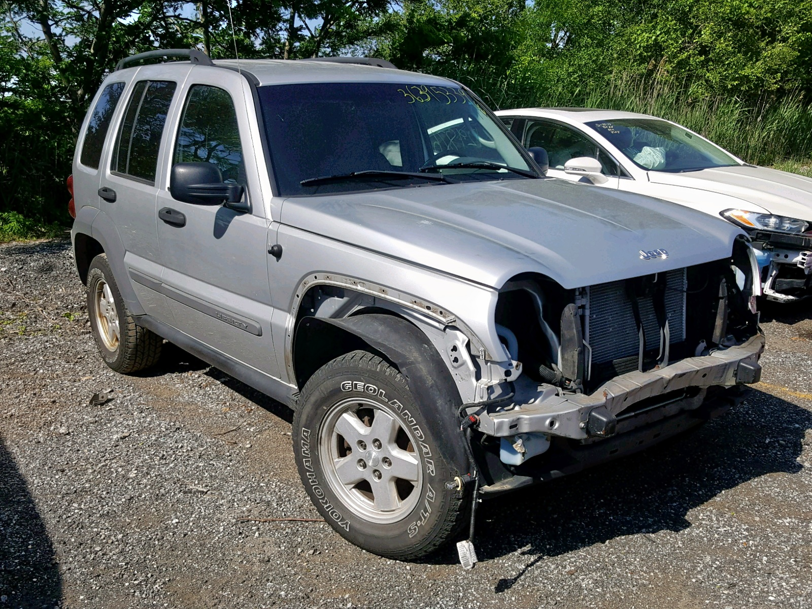 2005 Jeep Liberty Sp 3 7L 6 in MD - Baltimore