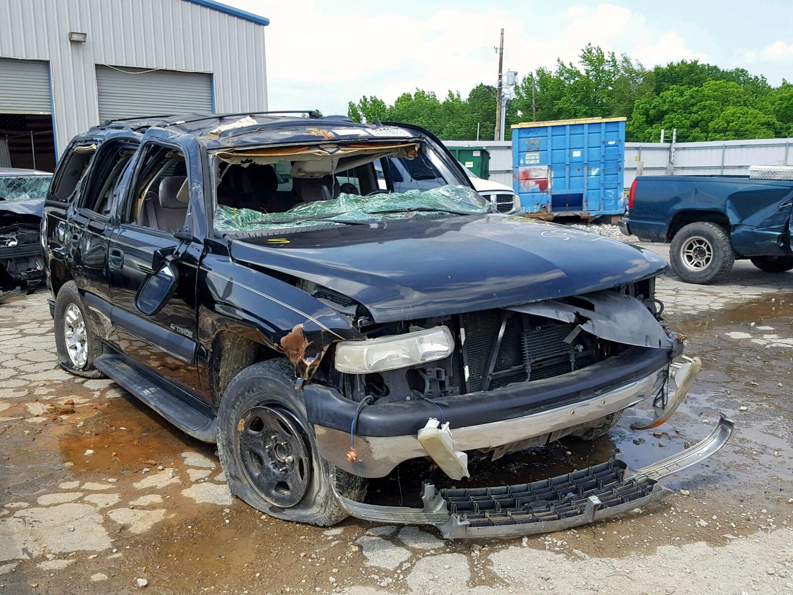 2006 Chevrolet Tahoe C150