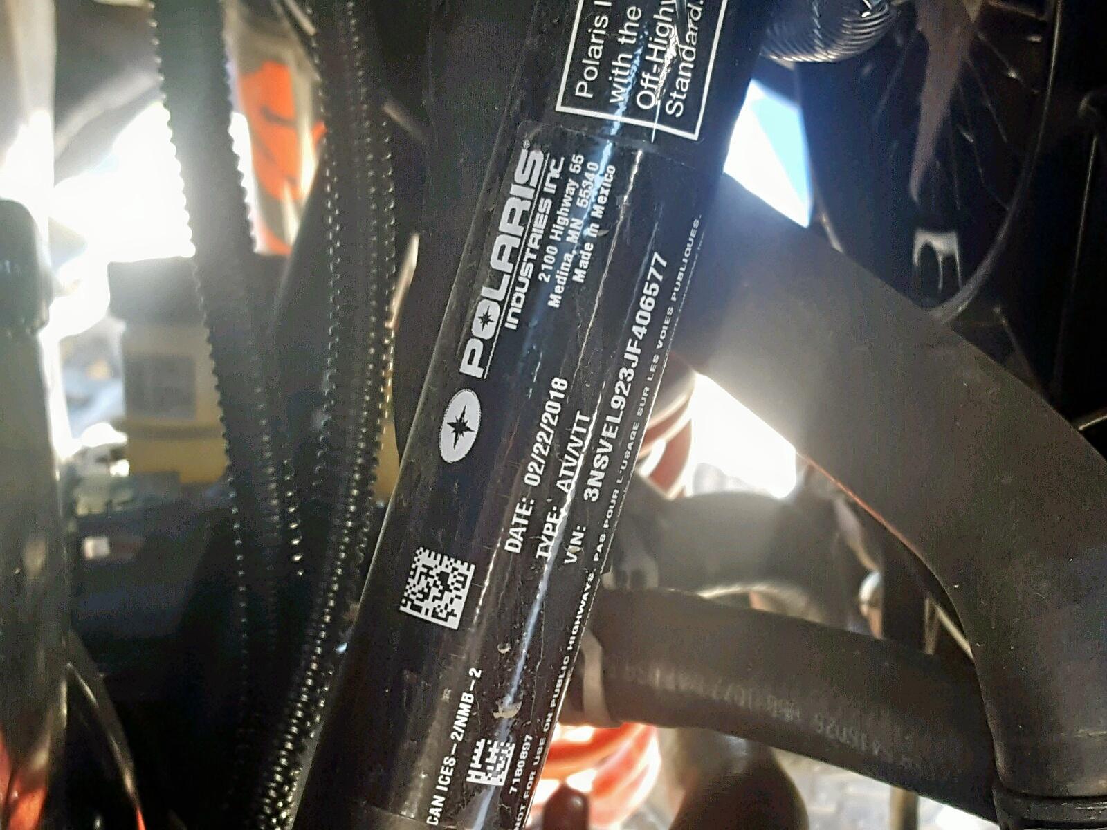 2018 Polaris Rzr Xp Tur 2 in CO - Denver South (3NSVEL923JF406577