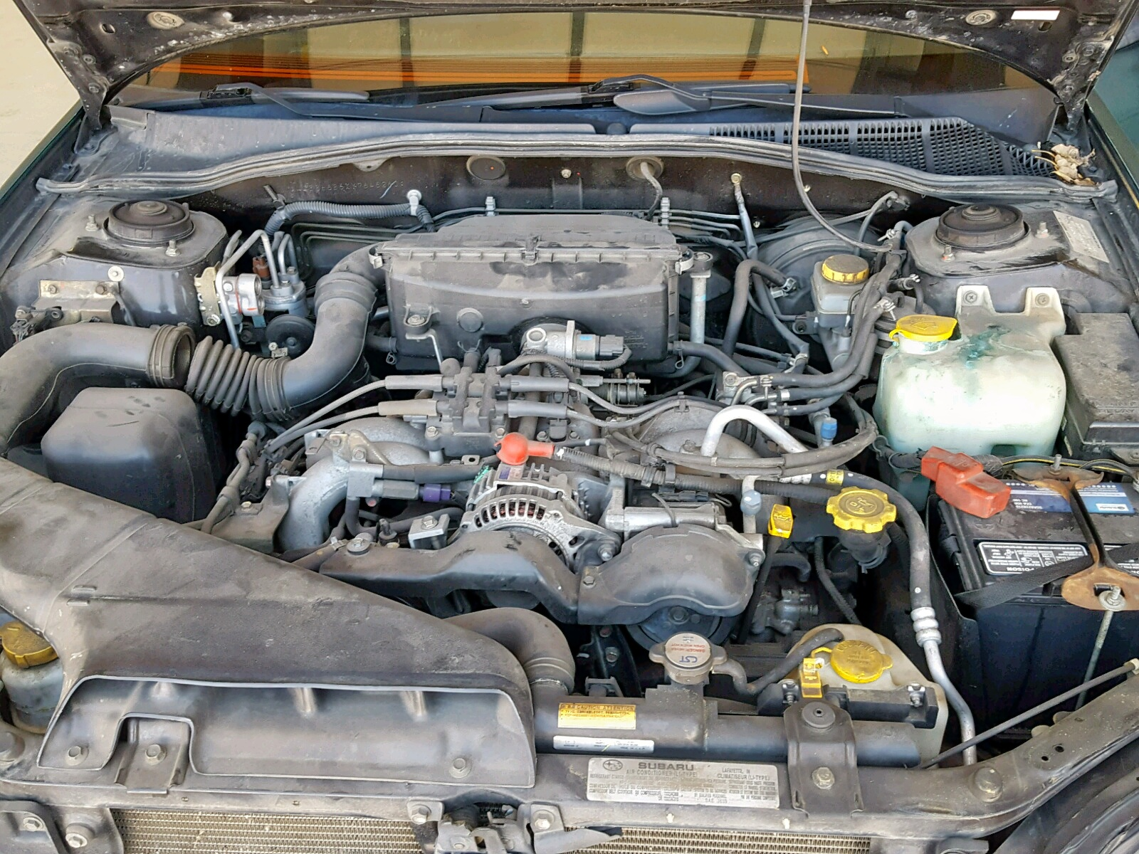 2000 Subaru Legacy Out 2 5L 4 in CO - Denver (4S3BH686XY7646260) for