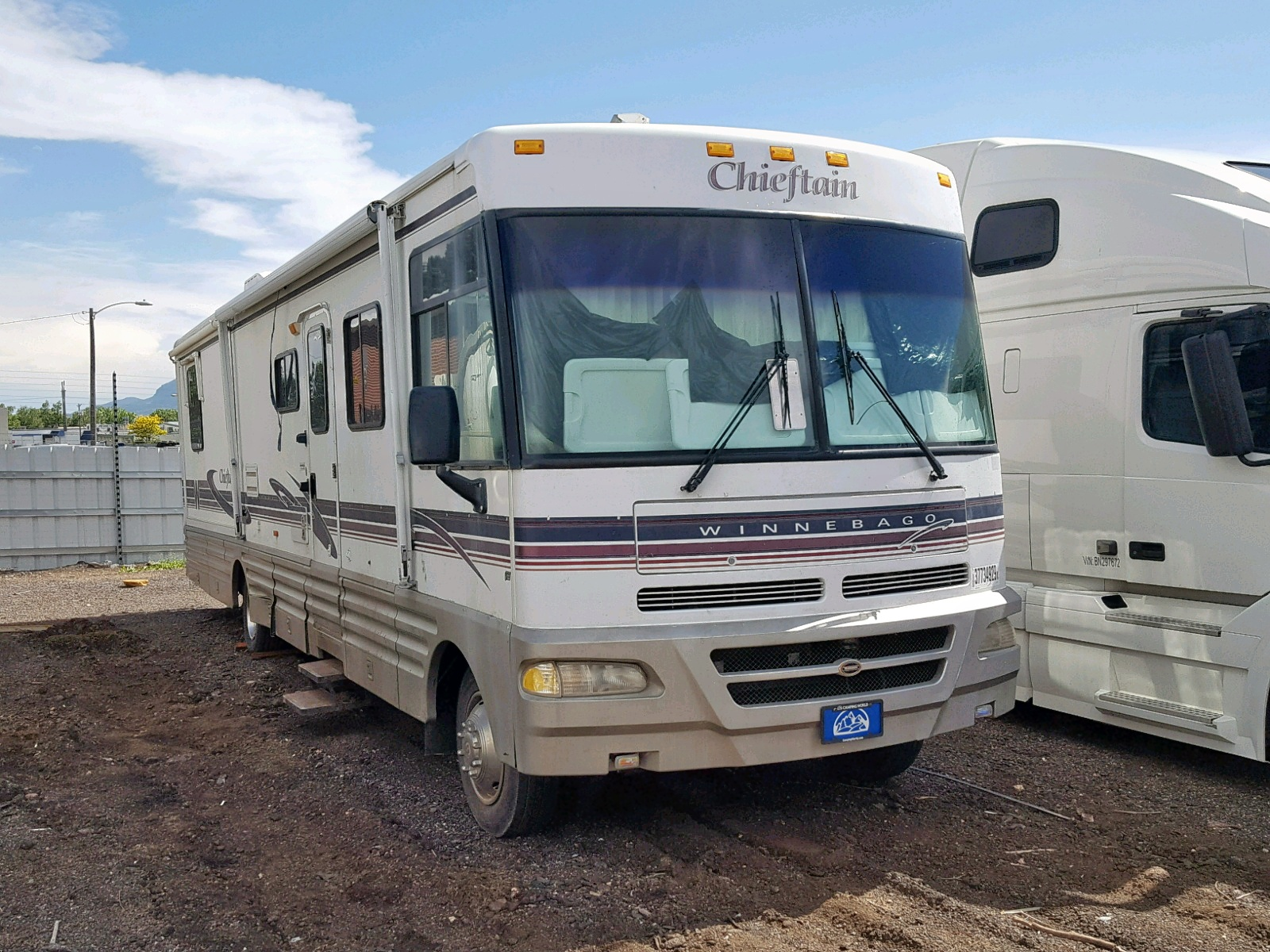 1999 Ford Rv in CO - Colorado Springs (B10) for Sale