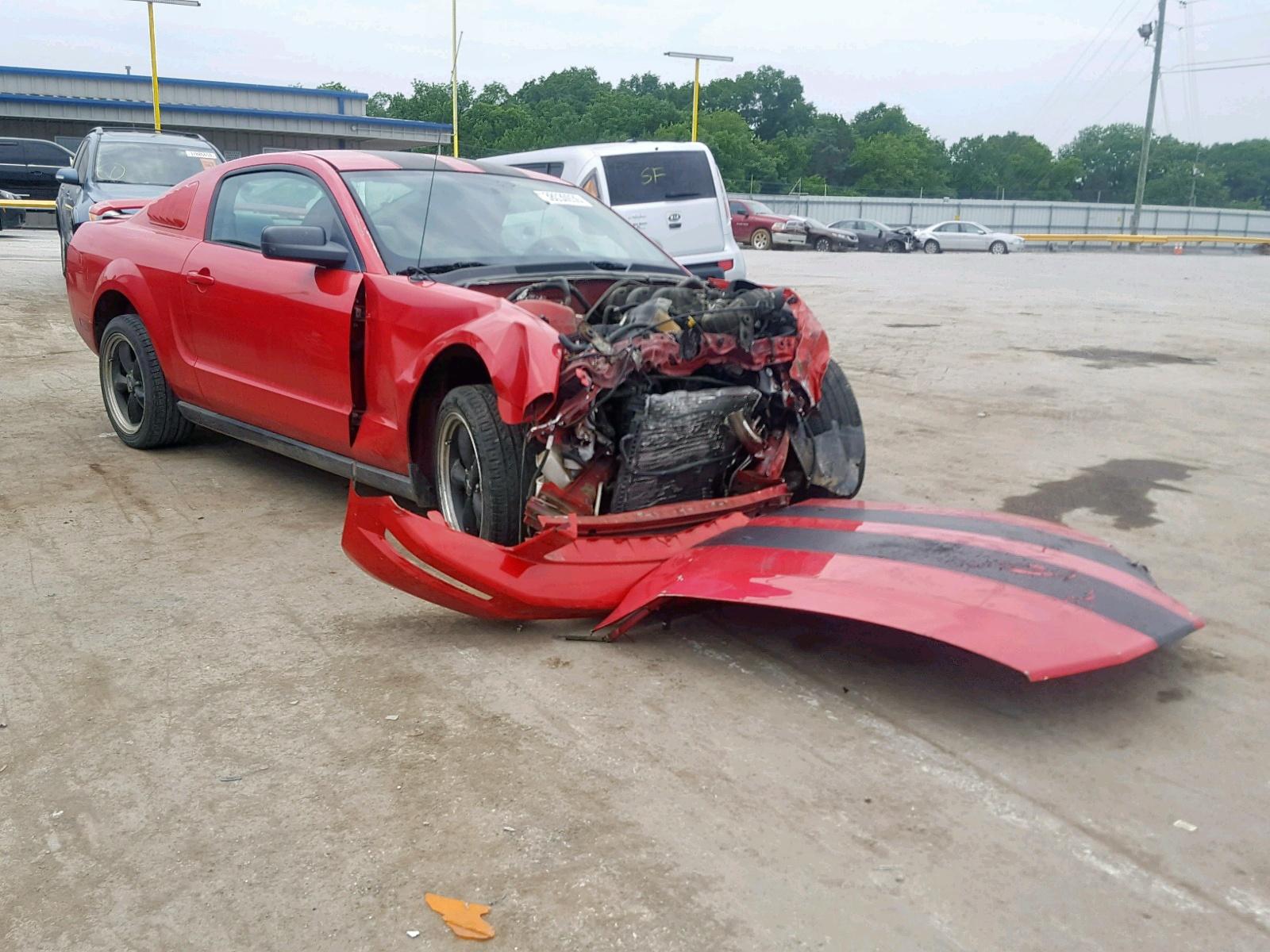 2005 Ford Mustang 4 0L 6 in TN - Nashville
