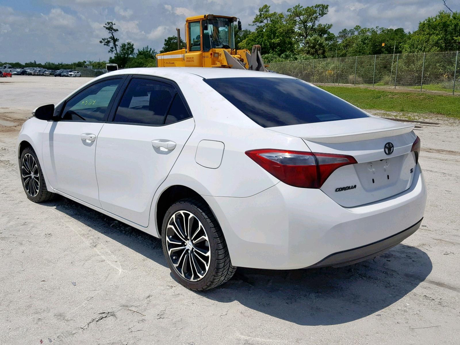 2014 Toyota Corolla L 1 8L 4 in FL - Ft  Pierce