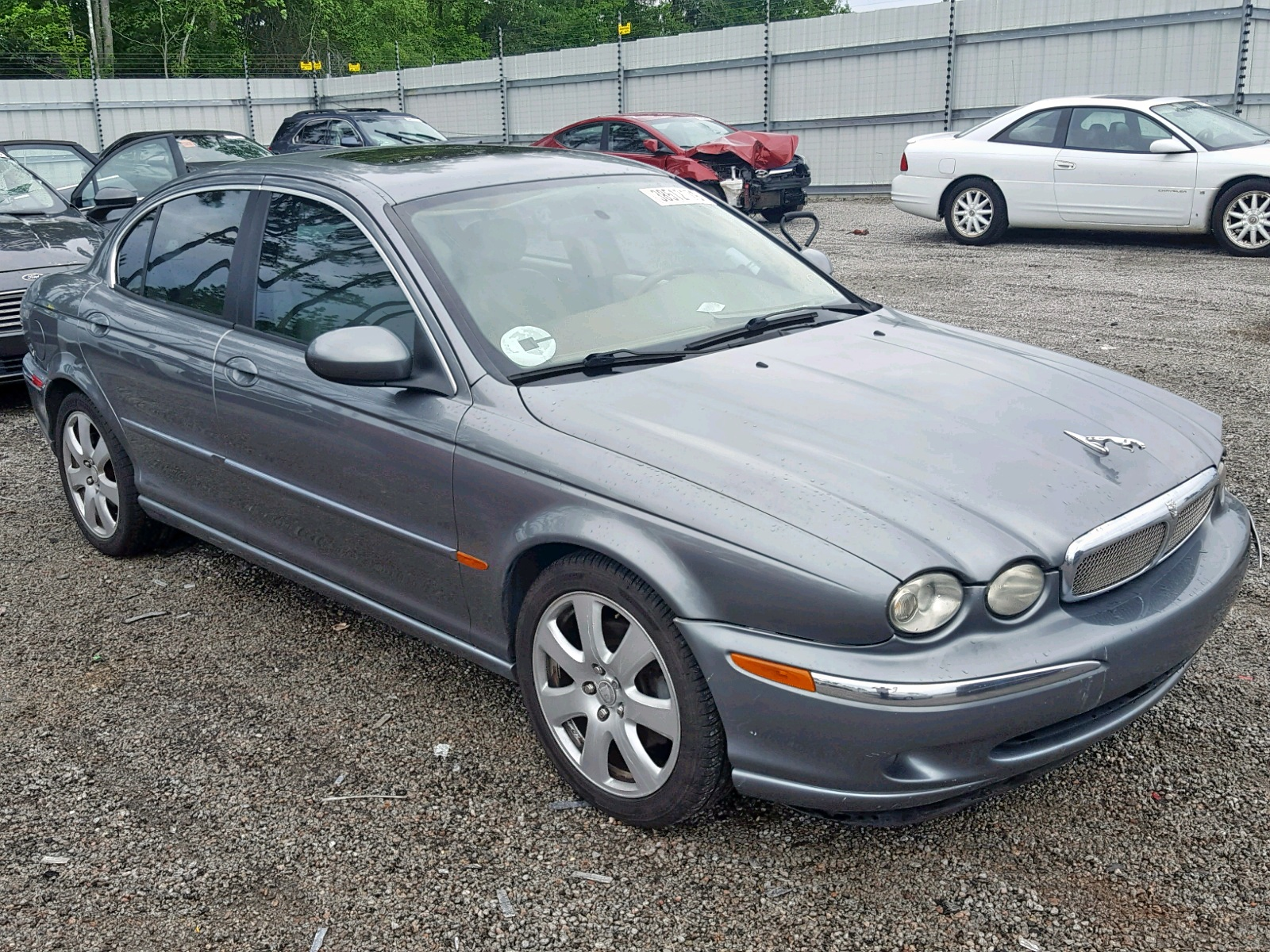 2006 Jaguar X-TYPE 3.0