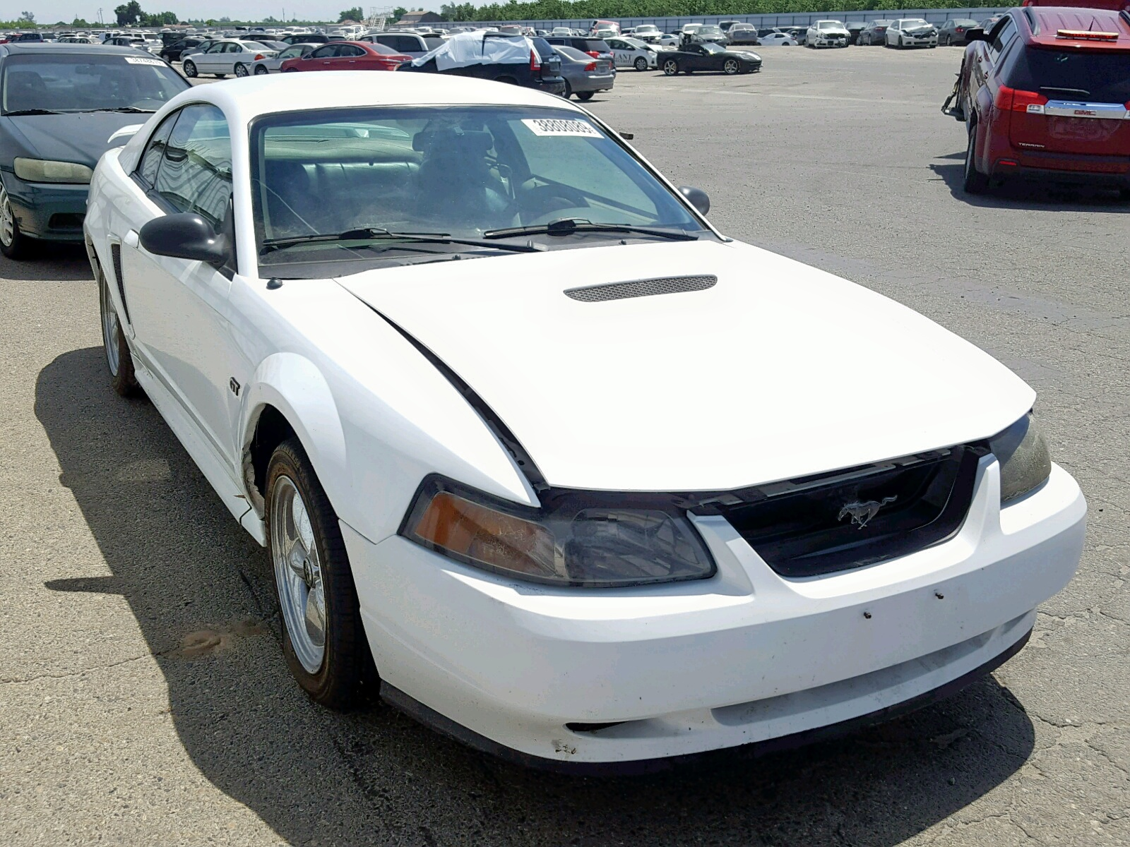 2000 ford mustang gt 4 6l 8 in ca fresno 1fafp42x3yf300007